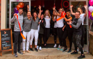 Orange Theory Grand Opening Celebration