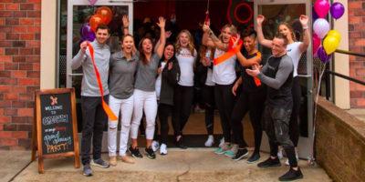 Orange Theory Grand Opening Celebration